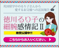徳川るり子の細腕感情記II